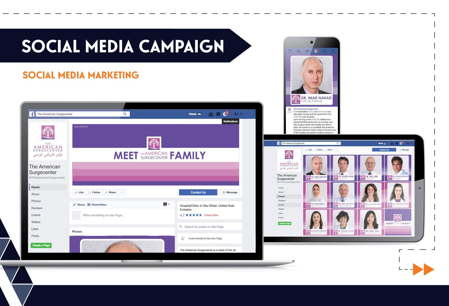 Social Media Campaign - ASC