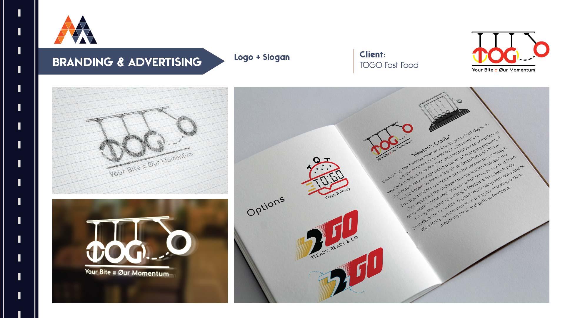 Logo - TOGO Resto