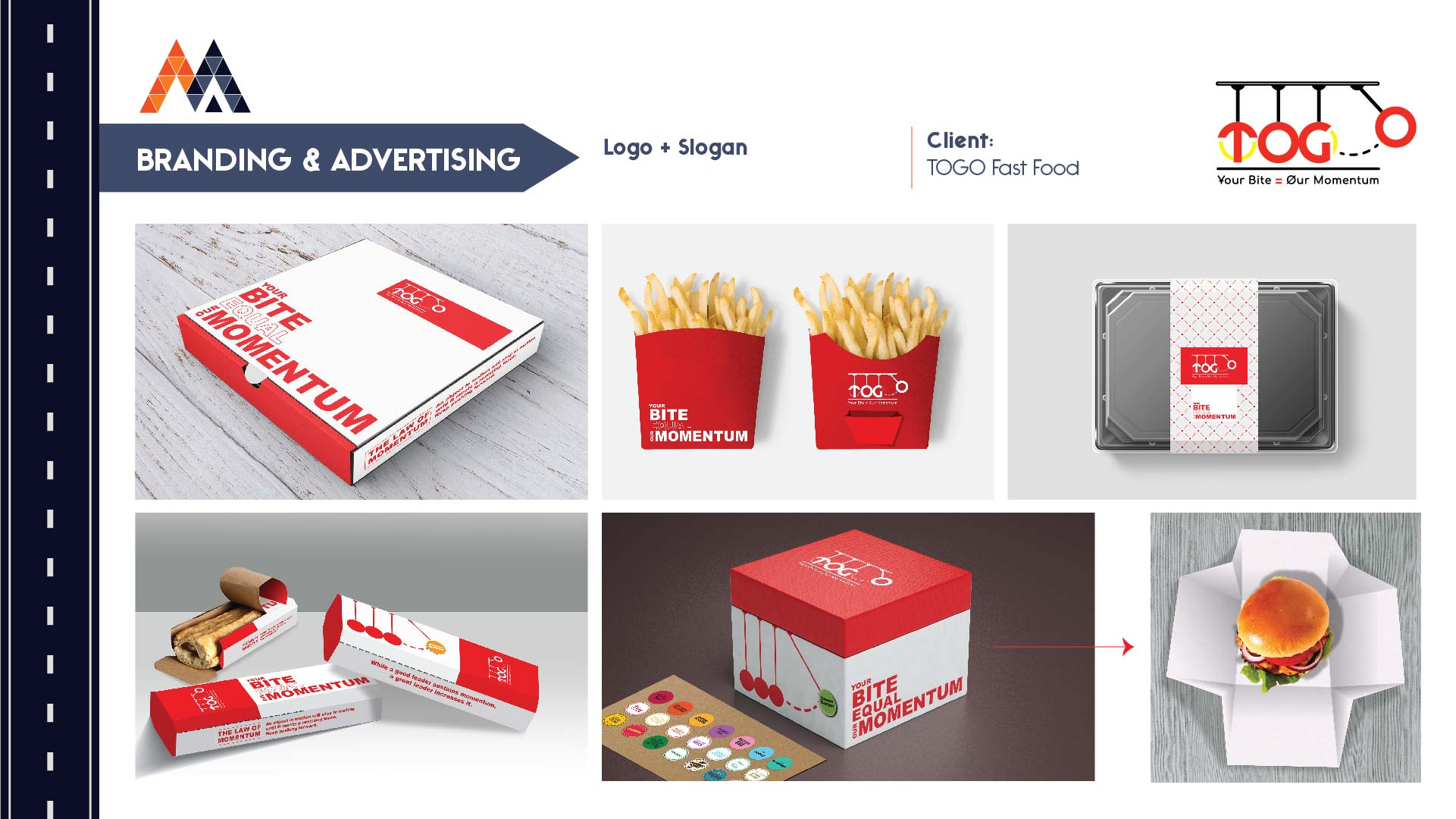 Packaging - TOGO Resto