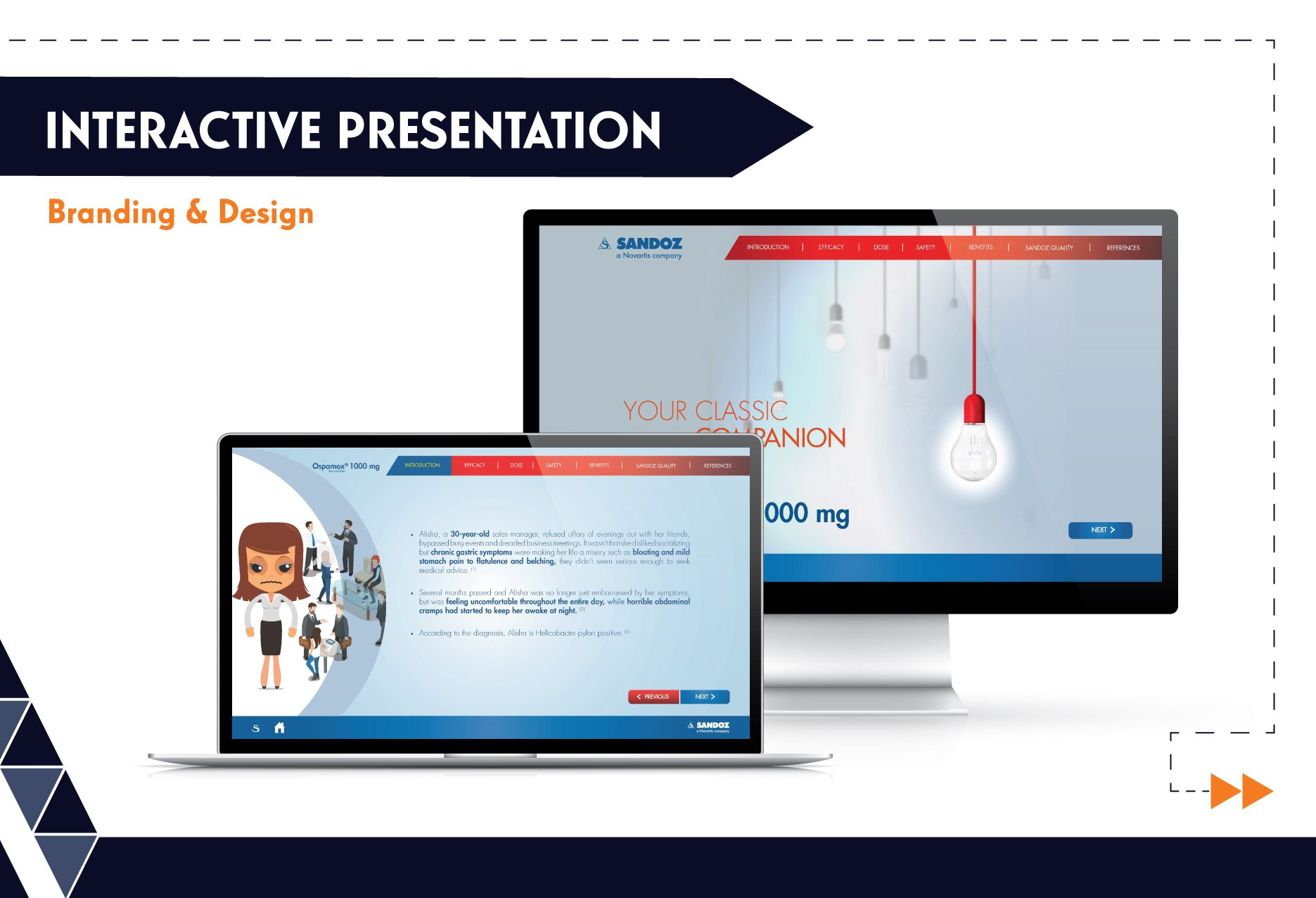 Digital Marketing - Interactive Presentation